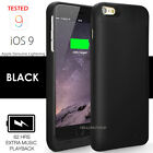 "Battery Case Power Bank Protective iPhone 6 6s Plus 5.5""+Sync Charging Cable"