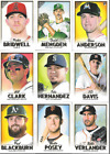 2018  TOPPS GALLERY SINGLES***YOU PICK***