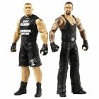 WWE Tough Talkers Undertaker & Brock Lesnar, The Rock And Steve Austin Figure