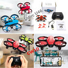 UDI U46 Mini RC Drone Kids & CW10 Mini RC Drone Wifi FPV Quadcopter with Camera