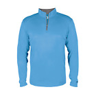 Badger Sport Men's Polyester Moisture Management 1/4 Zip Pullover 4102 B-Core