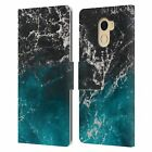 OFFICIAL PLDESIGN WATER LEATHER BOOK WALLET CASE COVER FOR WILEYFOX & ESSENTIAL