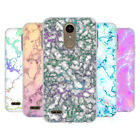 HEAD CASE DESIGNS IRIDISCENT MARBLE SOFT GEL CASE FOR LG PHONES 1