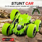 360° Rotate Stunt Car Model RC 4WD High Speed Remote Control Off-road Kids Toy