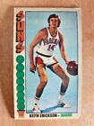 1976-77 Topps Basketball Card Pick Your Card