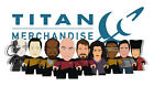 Titans Vinyl Figures Star Trek THE NEXT GENERATION Make It So **YOUR CHOICE** on eBay
