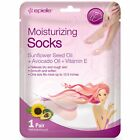 Внешний вид - EPIELLE MOISTURIZING SOCKS HOME SPA SALON FOOT TREATMENT