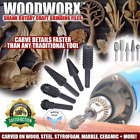WoodWorx™ Shank Rotary Craft Grinding Files image