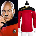 Star Trek TNG Uniform The Next Generation Jean-Luc Picard Jacket Cosplay Costume on eBay