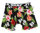 Star Wars Tropical Print Boxer Briefs (XL) Stormtrooper Lounge Chill Shorts-NEW!