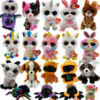 "29Styles Ty Beanie Boos 6"" Stuffed Plush Kids Toy Animal Plush Doll XMAS Gift"