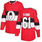 Mens Fanatics Mark Stone Red Ottawa Senators 2017 NHL 100 Classic Jersey