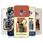 OFFICIAL DOCTOR WHO CLASSIC GLITCH POSTERS HARD BACK CASE FOR SAMSUNG PHONES 1 $13.95 USD on eBay