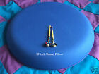 Bobbin Lacemaking Round Pillows made by Harlequin. Various sizes available