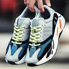 Men Womens Athletic Trainers Running Sports Shoes Sneakers Breathable Plus Sz SI