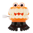 Multi Styles Plastic Dental Shape Jump Tooth Children Funny Play Toy L