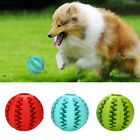 3CDC Durable Pet Dog Chew Ball Food Treat Feeder Teeth Cleaning Cat Toy Bite