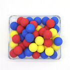 50Pcs Bullet Balls Rounds Compatible For Nerf Rival Apollo Child Toy Without