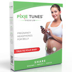 Pixie Tunes Premium Ear Buds for Belly – Baby Bump Pregnancy Music Speakers