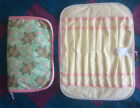 Lace Making Padded Bobbin Case - Holds 40 pairs *Hippo*Fox*Kitty*