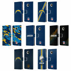 OFFICIAL NFL LOS ANGELES CHARGERS LOGO LEATHER BOOK CASE FOR MOTOROLA PHONES $19.95 USD on eBay