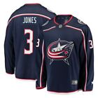 Seth Jones Columbus Blue Jackets Fanatics Branded Breakaway Jersey Navy