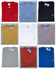 Men's BROOKS BROTHERS Solid T Shirt 1818 Crew Neck Tee 100% Cotton S M L XL XXL image