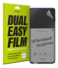 Samsung Galaxy S10 Ringke [Dual Easy] Full Coverage Screen Protector Anti-Smudge