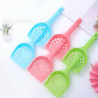 Mesh Scoop Spoon Animal Dry Food Feces Sand Litter Pet Small Cat Kitten Plastic