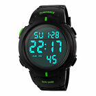 Men's Digital Sports Watch LED Screen Large Face Military Waterproof Watches <br/> Holiday Gift✔Quality✔USA Stock ✔FAST FREE SHIPPING