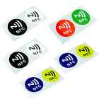 PVC Waterproof NFC Tag Stickers NTAG213 Adhesive Label For Samsung S4/Blackberry