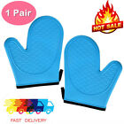Heat Resistant bbq Gloves Cook Oven Hot Grilling 932? Extreme Cooking Mitts Pair