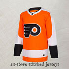 Orange Stitched Hockey Jersey 17 Wayne Simmonds