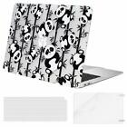 For Macbook New Air 13 inch A1932 Laptop Shell Hard Case + Keyboard Cover +Slim