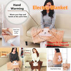 Electric Heating Blanket Warming Knee Shoulder Leg Hand Mat Pad Smart Timing
