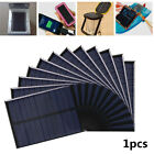 0.5~5.5V Mini Solar Panel System For DIY Battery Cell Phone Charger Module