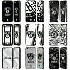 OFFICIAL NBA BROOKLYN NETS BLACK BUMPER SLIDER CASE FOR APPLE iPHONE PHONES on eBay