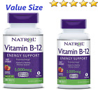 VITAMIN B12 FAST Dissolve 5000 Mcg Promotes Energy Strawberry Flavor 200 Tablets $9.49 USD on eBay