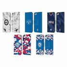 NBA 2018/19 PHILADELPHIA 76ERS LEATHER BOOK WALLET CASE FOR APPLE iPOD TOUCH MP3 on eBay