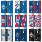 OFFICIAL NBA PHILADELPHIA 76ERS LEATHER BOOK WALLET CASE COVER FOR LG PHONES 2 on eBay