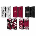 OFFICIAL NBA 2018/19 MIAMI HEAT LEATHER BOOK WALLET CASE FOR BLACKBERRY ONEPLUS on eBay