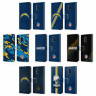 OFFICIAL NFL LOS ANGELES CHARGERS LOGO LEATHER BOOK CASE FOR BLACKBERRY ONEPLUS $14.95 USD on eBay