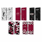 OFFICIAL NBA 2018/19 MIAMI HEAT LEATHER BOOK WALLET CASE FOR SAMSUNG PHONES 3 on eBay