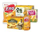All About Korean Cheese Cream Food sand cracker snack almond sauce cooking mix