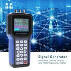 JDS2062A Handheld Digital Signal Generator +100MHZ Frequency Meter  30MHz 2Ch