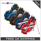 *WILSON STAFF '2019' EXO GOLF CARRY/STAND BAG - 5-WAY - SAVE 14% - ONLY £128.95*