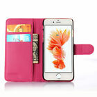 For Apple iPhones 8 Plus Case Leather Stand Screen Protective Card Holder Cover