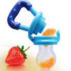Внешний вид - Baby Safety Silicone Pacifier Food Fruit Soft Nipple Feeder Feeding Tool Teether