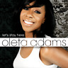 "OLETA ADAMS ""Let's Stay Here"" (CD 2009) 10-Tracks ***EXCELLENT w/cut*** PROMO"