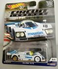 New HOT WHEELS Open Track Cars with Real Riders NSX R8 AMG Shelby 962 787B F1